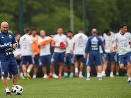 El Israel-Argentina no se jugará. EFE