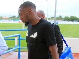 Ekambi apprécie la Liga. EFE