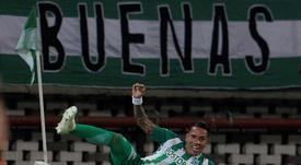 Dayro anotó dos goles. EFE/Archivo