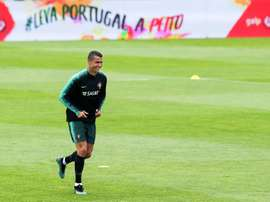 Ronaldo will play for the first time since the Champions League final. EFE