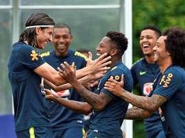 Le Brésil affronte son dernier test. EFE