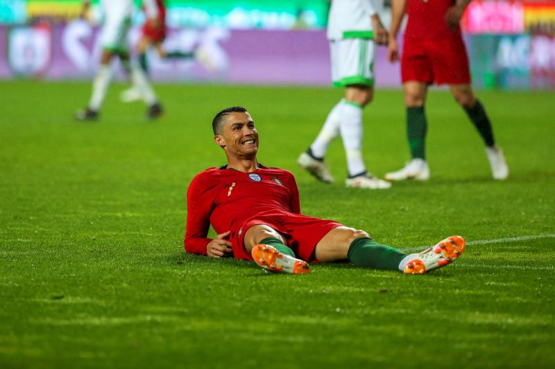 Ronaldo's magical hat trick gives Portugal draw with Spain