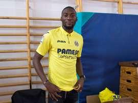 Toko Ekambi a analysé le début de la saison. EFE