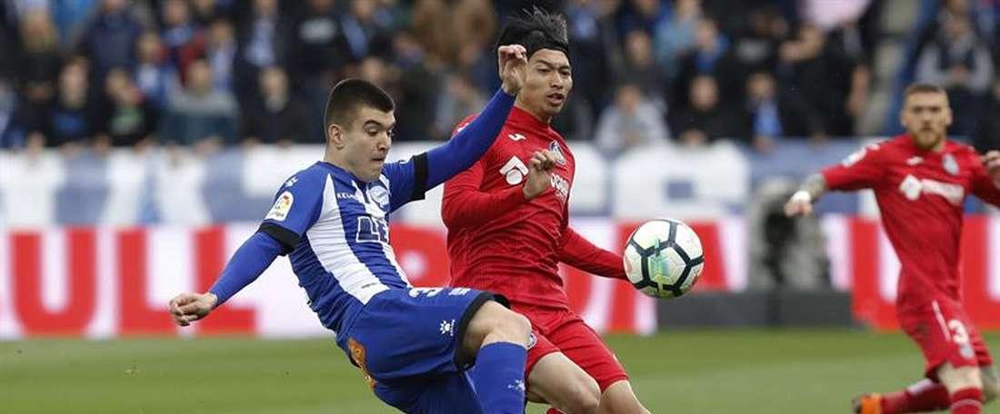 L'Espagnol a prolongé son contrat. EFE