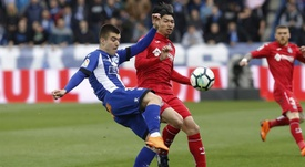 Aguirregabiria habló sobre su temporada. EFE/Archivo