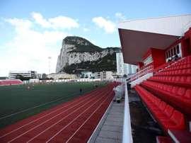 Irlanda venció en Gibraltar. EFE