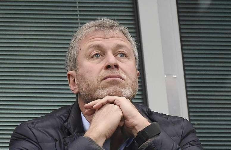 Abramovich va vendre Chelsea. EFE