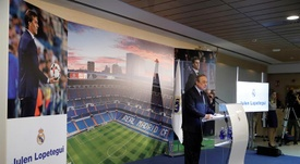 Florentino Perez has promised that Madrid will bring in some top players for the coming season. EFE