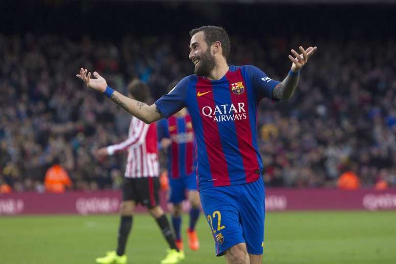 Séville veut Aleix Vidal. EFE