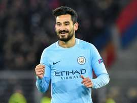 Gundogan has quietly impressed the 'blues' hierarchy since overcoming injury troubles last year. EFE