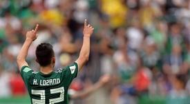 42 millones pagará el Nápoles por Hirving Lozano. EFE