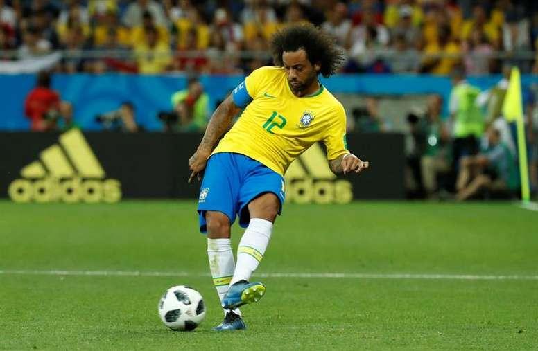 Marcelo está más cerca de Brasil de lo que parece. EFE
