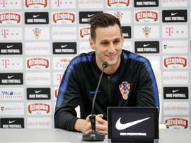 Kalinic is heading home. EFE