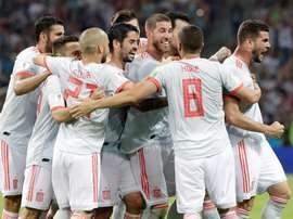 España tiene un apoyo inesperado en Argentina. EFE