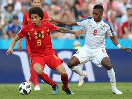 Witsel looks set for a swift return to Europe. EFE