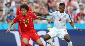 Witsel cuajó un gran Mundial con la Selección Belga. EFE