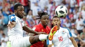 El 'Bolillo' Gómez no hará cambios en su once titular. AFP