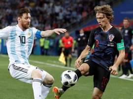 Age won't be an issue for Modric at the Euro. EFE