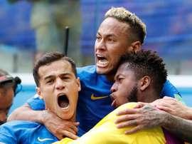 Le Brésil gardera la même équipe. EFE