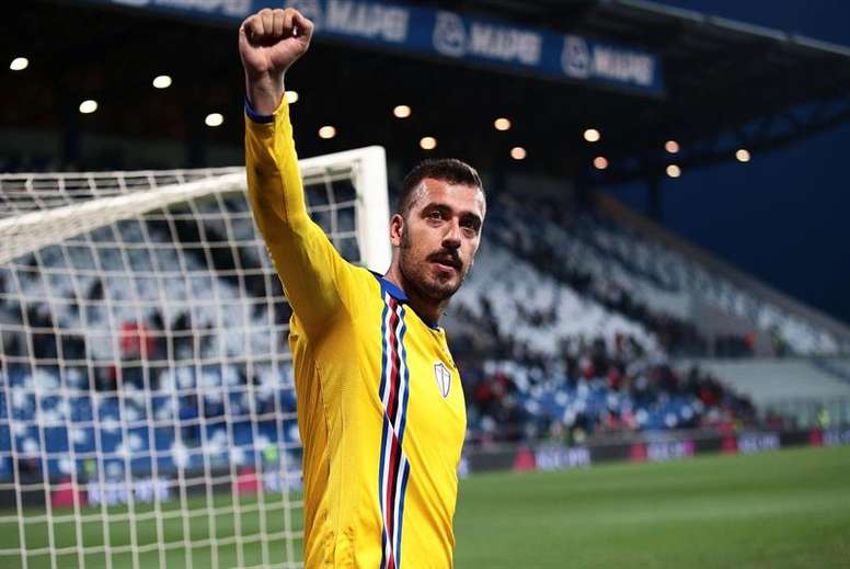 Viviano cambia la Serie A por la Liga Portuguesa. EFE