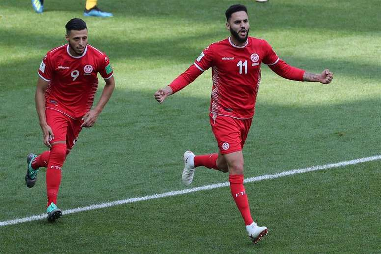 Tunisia and Panama will be wanting a first win at the tournament. EFE