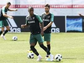 Pereira, a PSG target. EFE