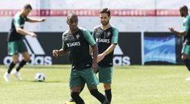 Portugal se la jugará contra Irán en la última jornada. EFE