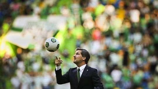 Sporting de Portugal han destituido al presidente del club, Bruno de Carvalho. EFE/Archivo