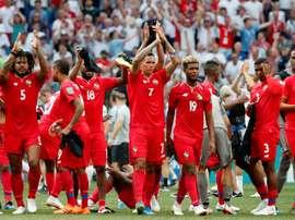 Le Panama ira chercher sa première victoire. AFP