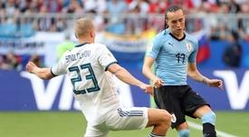 Laxalt a vu sa valeur augmenter après la Coupe du monde. EFE