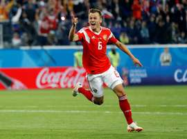 Cheryshev has received a lot of interest following his World Cup success. EFE