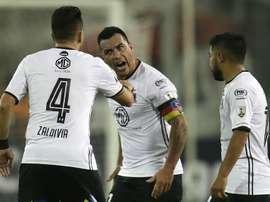 Tanto Paredes como Zaldivia fallaron sus penaltis. EFE