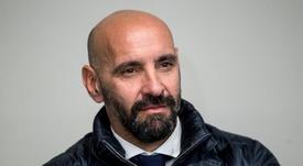 Monchi analizó el duelo ante el Madrid. EFE/Archivo