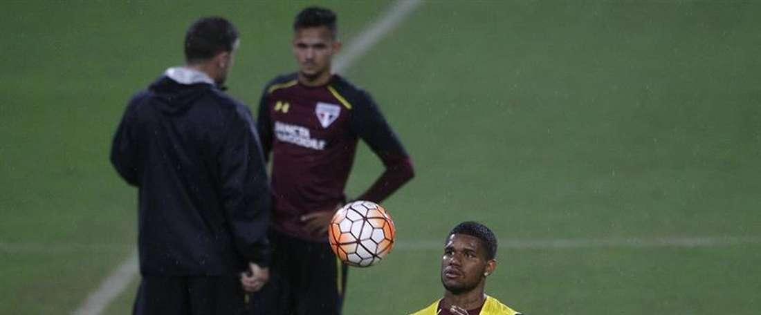 Matheus Reis jugó la pasada temporada en Moreirense. EFE/Archivo