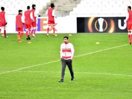 Abel Ferreira continuará no Sporting de Braga. EFE