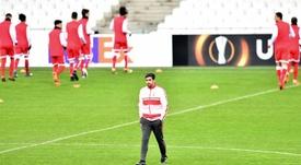 Abel Ferreira seguirá en el Sporting de Braga. EFE