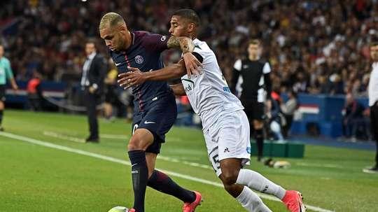 Le joueur rejoint le club du Portugal. EFE
