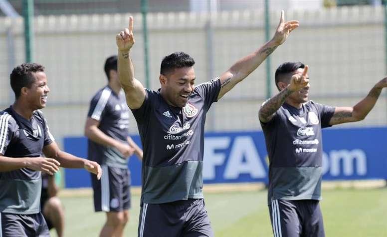 Chivas busca el regreso de Marco Fabián. EFE