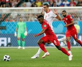Le Panama rentre chez lui après son premier Mondial. EFE