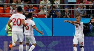 La Tunisia passa in semifinale. EFE