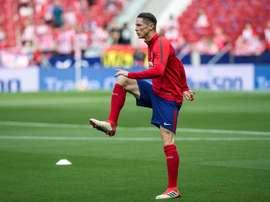 Le contrat de Torres arrive bientôt à son terme. EFE