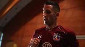 Lucas Barrios abandona Colo Colo. EFE