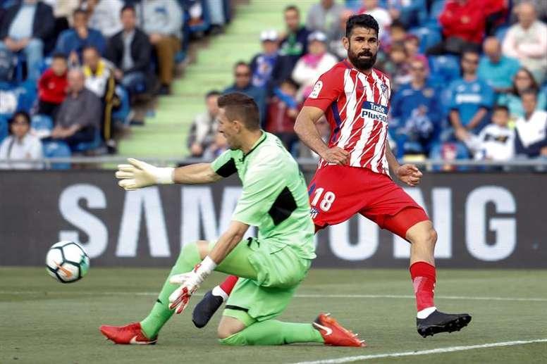 Guaita entra en el radar del Real Betis. EFE