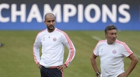 From Guardiola's assistant to triumph in New York City. EFE