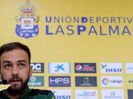 Deivid, una de las caras nuevas en la lista de Manolo Jiménez. EFE