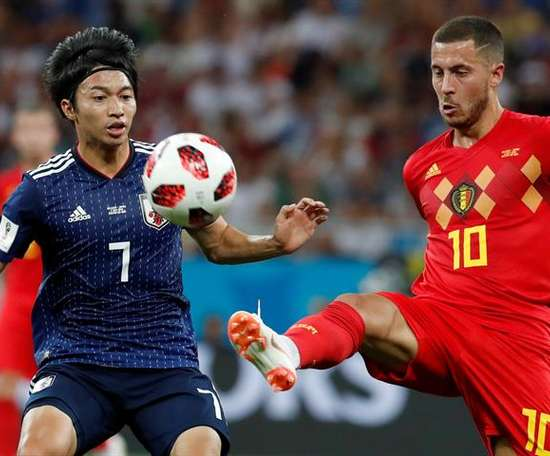 Shibasaki s'est revalorisé après la Coupe du monde. EFE