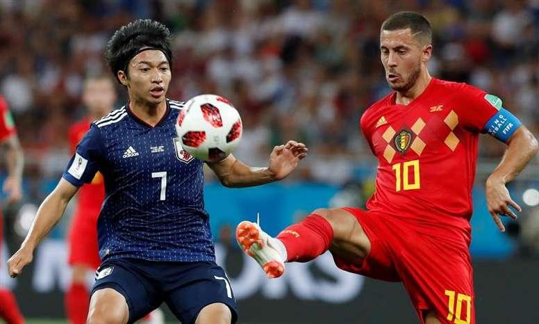 Shibasaki se ha revalorizado tras el Mundial. EFE