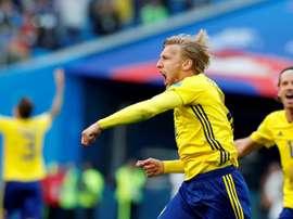 Suecia debería ser el rival a batir. EFE/Archivo