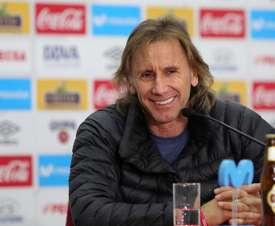 El seleccionador peruano, nueva opción para el banquillo del 'Tri'. EFE