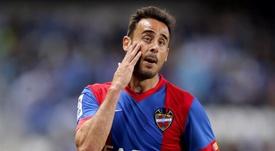 Pedro López pondrá punto y final a los derbis. EFE